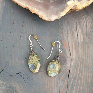 Jewelry - 🌀Stunning, Stone Earrings🌀